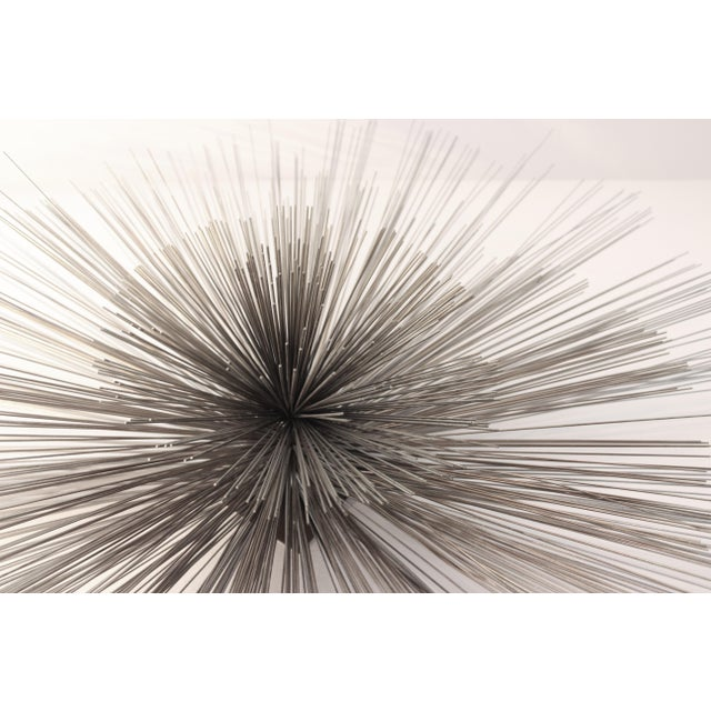 1970s Curtis Jere Pom Pom Wall Sculpture For Sale - Image 5 of 11