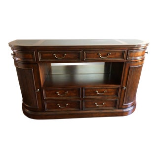 2000s Modern Pennsylvania House Cherry Sideboard Buffet