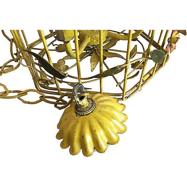 Italian Birdcage Chandelier - Image 8 of 8