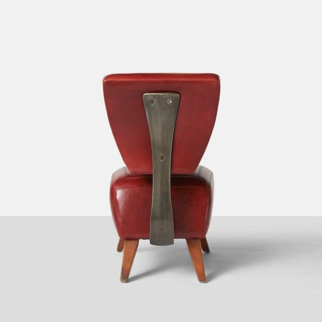 1990s Fred Dining Chairs by Jordan Mozer For Sale - Image 5 of 8