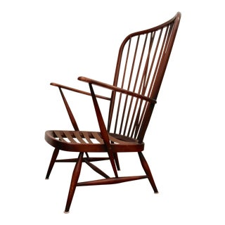 1950s Windsor Chair by Lucian Ercolani for Ercol For Sale