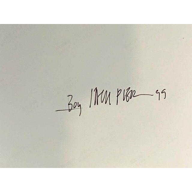 "Contemporary Jack Pierson Photograph "" Boy "" For Sale - Image 4 of 6"