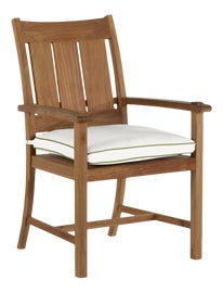 Image of Traditional Outdoor Dining Chairs