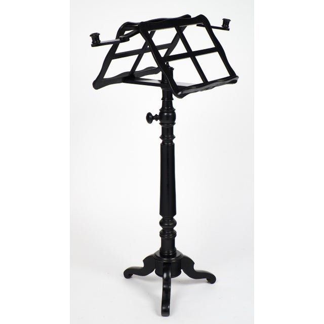 French Louis Philippe Period Music Stand Lectern For Sale - Image 3 of 10