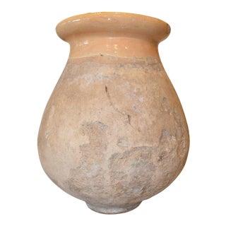 French Biot Pot, Olive Jar For Sale