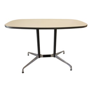 Eames Herman Miller Conference or Dining Table For Sale