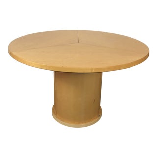 Skovby Model : Sm32mb Maple Expandable Table For Sale