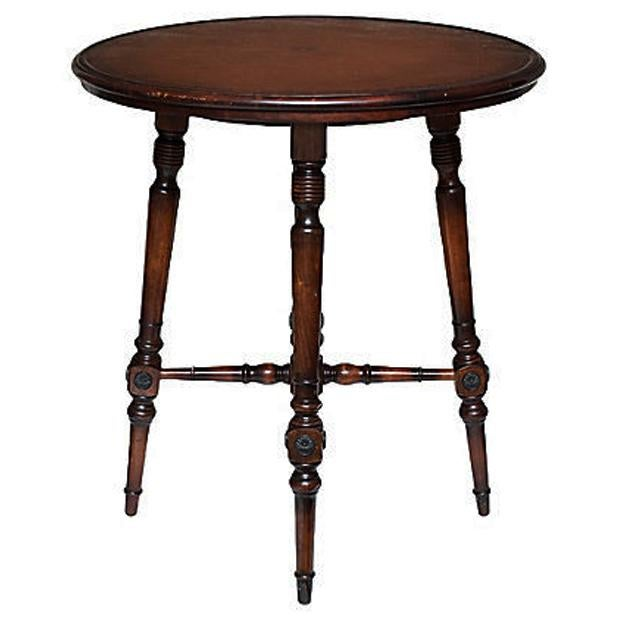 Brass Spanish Colonial Style Game Table & Chairs Set - Set of 5 For Sale - Image 7 of 11