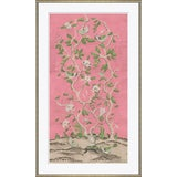Image of Ditchley Park in Pink, Unframed Print For Sale