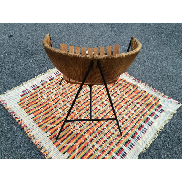 Arthur Umanoff for Raymor Lounge Chair For Sale In Philadelphia - Image 6 of 11