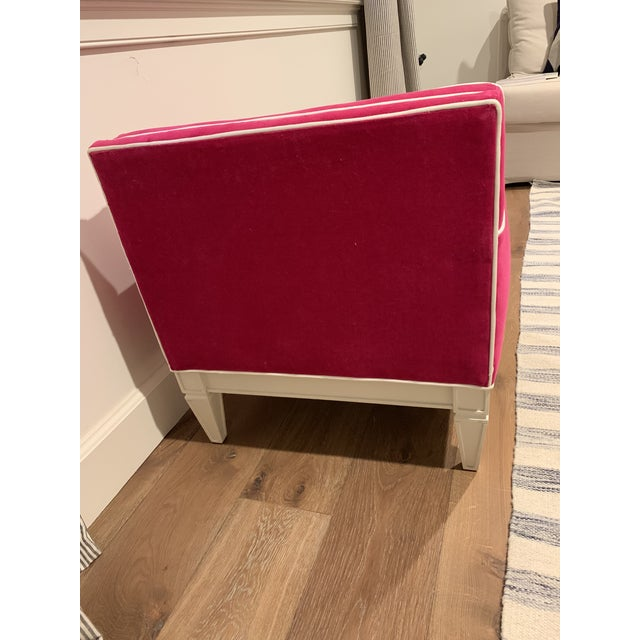 Modern Jonathan Adler Pink Children's Chair For Sale In Los Angeles - Image 6 of 7