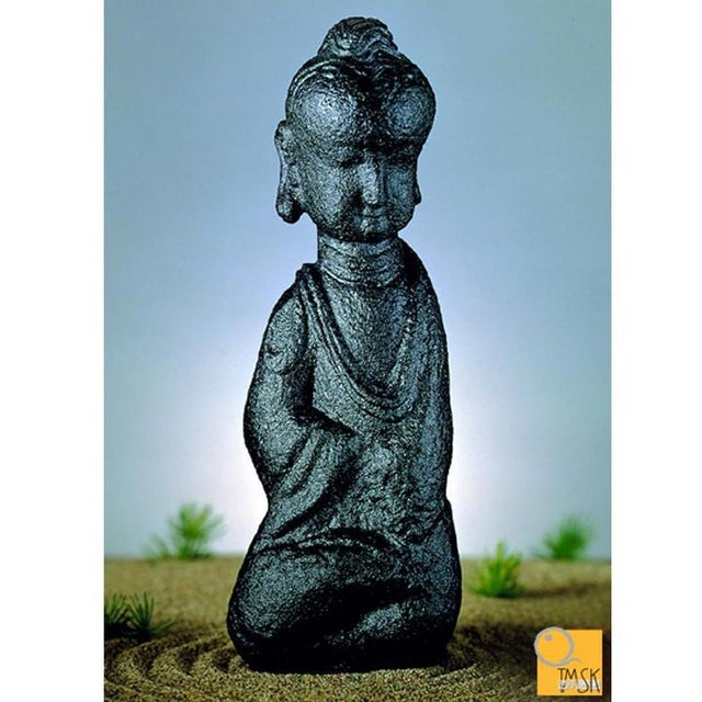 The Collection: Buddha Sculptures & Figurines | Free Mind A handmade crystal glass Buddha figurine from LIULI's Free Mind...