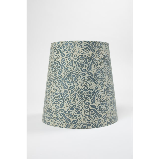 2010s Fortuny Lamp Shade in Fiori For Sale - Image 5 of 5