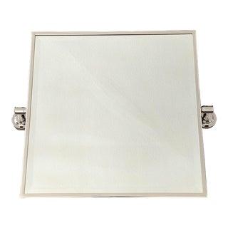 Restoration Hardware Asbury Classic Pivot Mirror