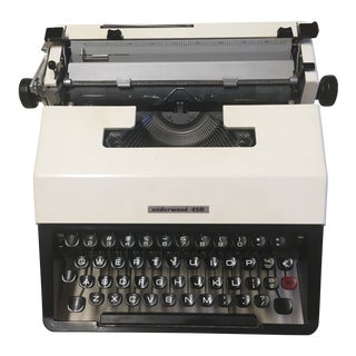 Vintage Underwood 450 Typewriter