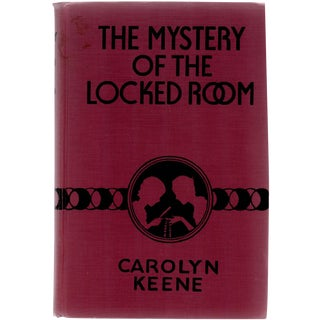 """""""The Mystery of the Locked Room"""" 1938 Book For Sale"""