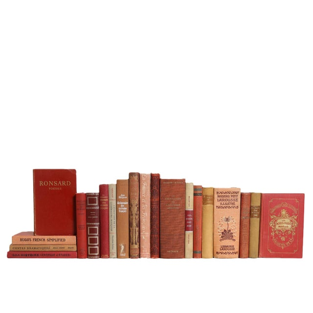 French History and Literature in Cobblestone, S/20 For Sale