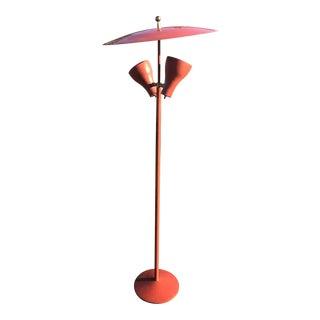 Gerald Thurston for Lightolier Floor Lamp