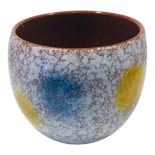 West German Pottery Cachepot For Sale