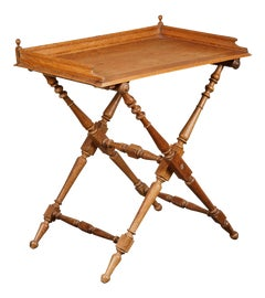 Image of British Colonial Tables
