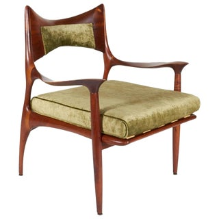 Phillip Lloyd Powell Armchair, Usa, 1960 For Sale
