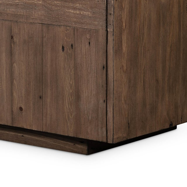 Wood Erdos + Ko Lucia Media Console For Sale - Image 7 of 10