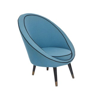 Italian Modern Chair by Ico Parisi For Sale
