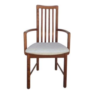 Benny Linden Captains Dining Chair For Sale