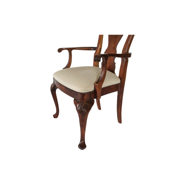 Thomasville Cherry Formal Dining Set - Image 8 of 10