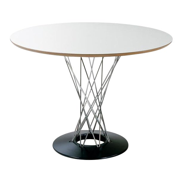 Mid-Century Modern Knoll Noguchi Cyclone Dining Table For Sale
