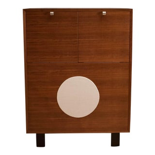 Vintage Mid-Century George Nelson for Herman Miller Primavera Record Cabinet For Sale
