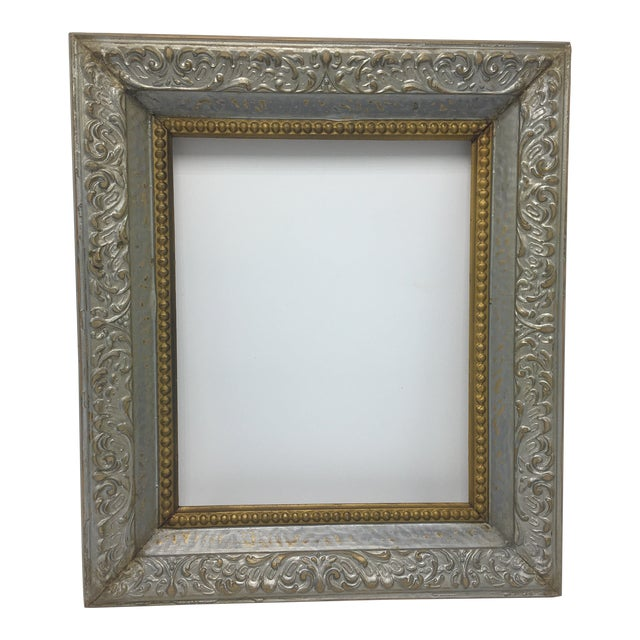 Two Tone Vintage Frame For Sale