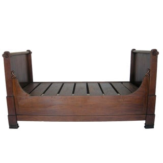 19th Century Guatemalan Day Bed