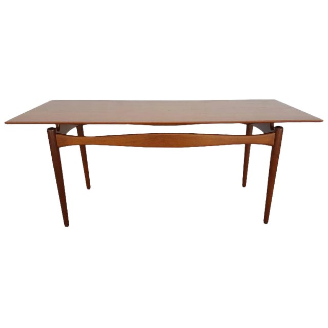 Finn Juhl Teak Coffee Table - Image 1 of 8