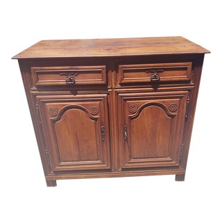 Antique Country French Sideboard For Sale