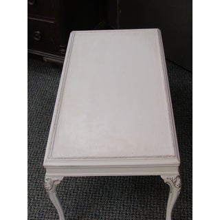 Vintage French Provincial Petite ReMix'd Coffee Table Preview