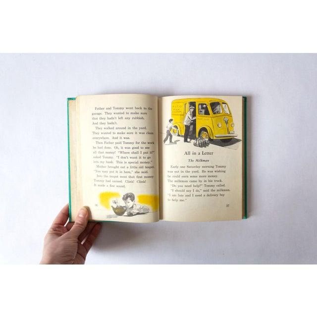 1950s Vintage Children's School Book For Sale - Image 4 of 12