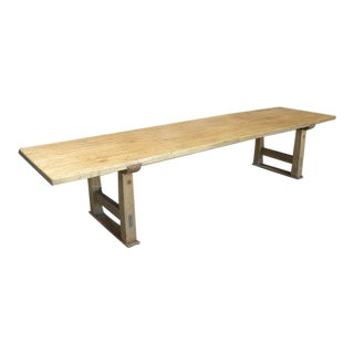1920s Low Table For Sale