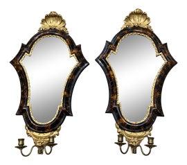 Image of Mirror Candelabras