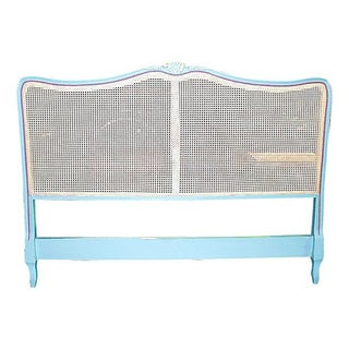 French Country California King Headboard For Sale