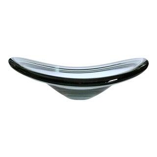 """1957 Per Lütken for Holmegaard """"Selandia"""" Art Glass Bowl For Sale"""