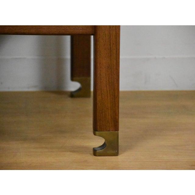 Brass Ib Kofod Larsen Megiddo Lounge Chair For Sale - Image 7 of 12