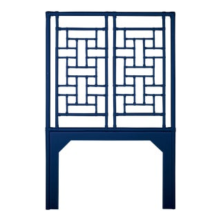 Ohana Headboard Twin - Navy Blue For Sale
