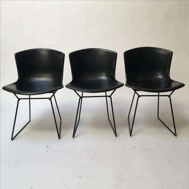 Knoll Bertoia Fiberglass Side Chairs - Set of 3 - Image 2 of 11