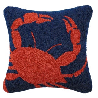 Crab Hook Pillow For Sale