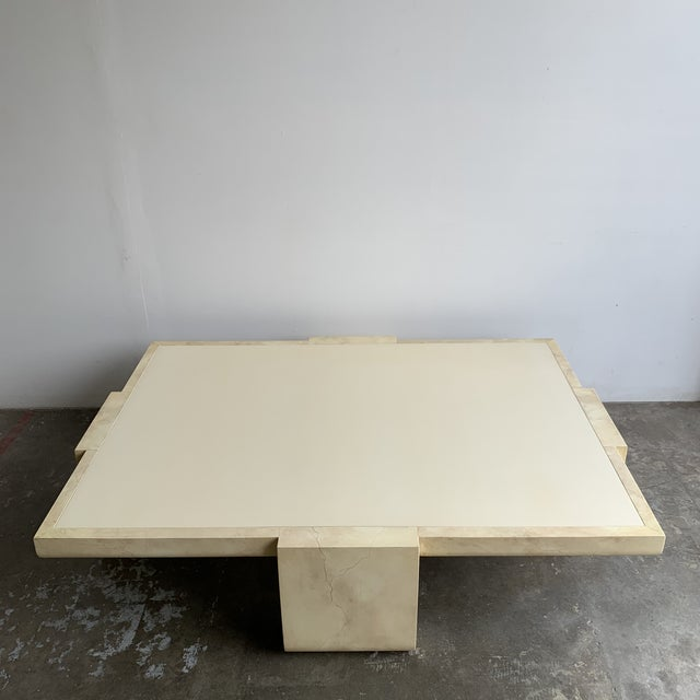 1970s Alessandro for Baker Coffee Table For Sale - Image 5 of 13