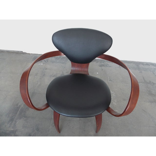 Bentwood Pretzel Arm Chairs - A Pair For Sale - Image 9 of 10