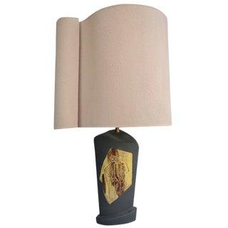 Marianna Von Allesch Ceramic Table Lamp For Sale