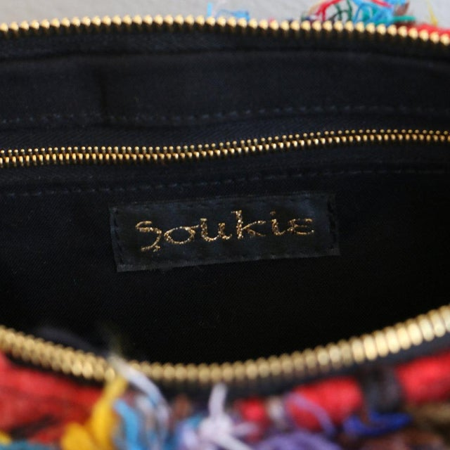 Soukie Modern Soukie Clutch For Sale - Image 4 of 5