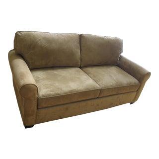 Pottery Barn Standard Sofa For Sale